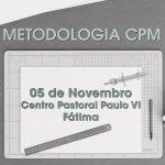 Cartaz Formação Nacional CPM 2016 - Metodologia CPM
