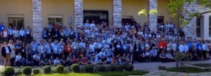 Participantes nas Jornadas Internacionais FICPM em Assis