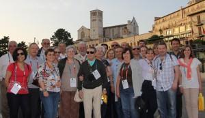 Participantes Portugueses nas Jornadas Internacionais FICPM em Assis